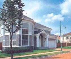 钢结构别墅