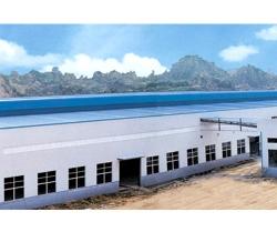 台山市志高五金塑胶有限公司多连跨钢结构厂房